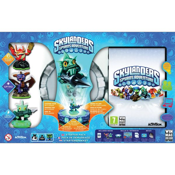 Skylanders: Spyro's Adventure (Starter Pack) PC