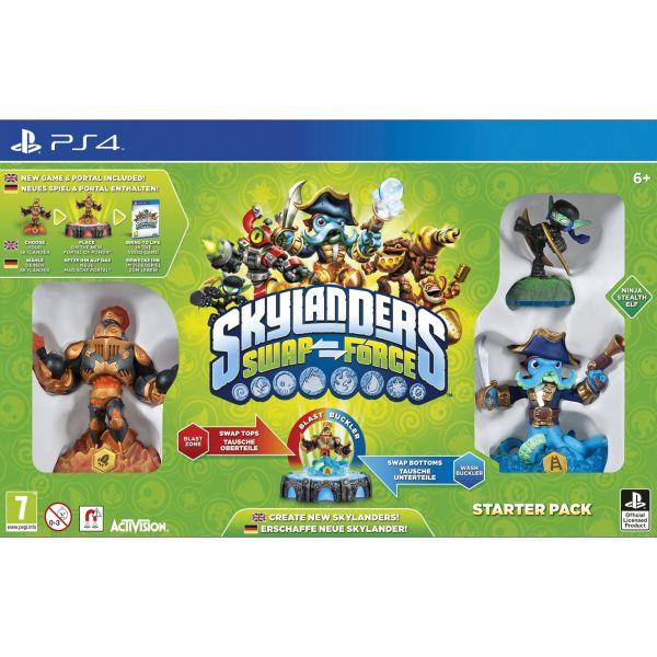 Skylanders: Swap Force (Starter Pack) PS4