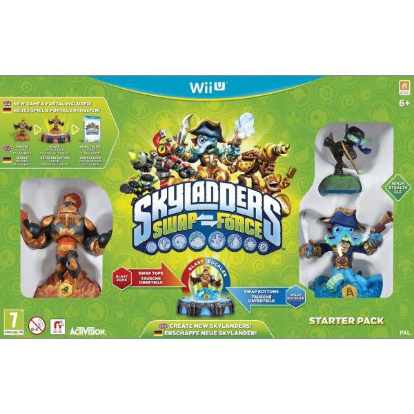 Skylanders: Swap Force (Starter Pack) Wii U