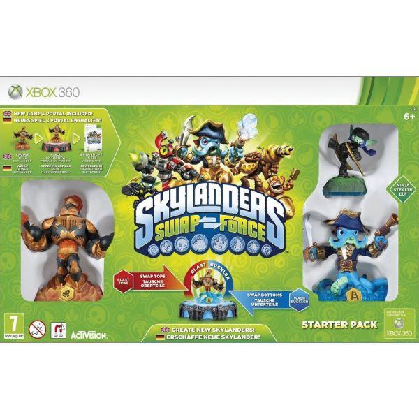 Skylanders: Swap Force (Starter Pack) XBOX 360