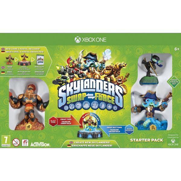 Skylanders: Swap Force (Starter Pack)
