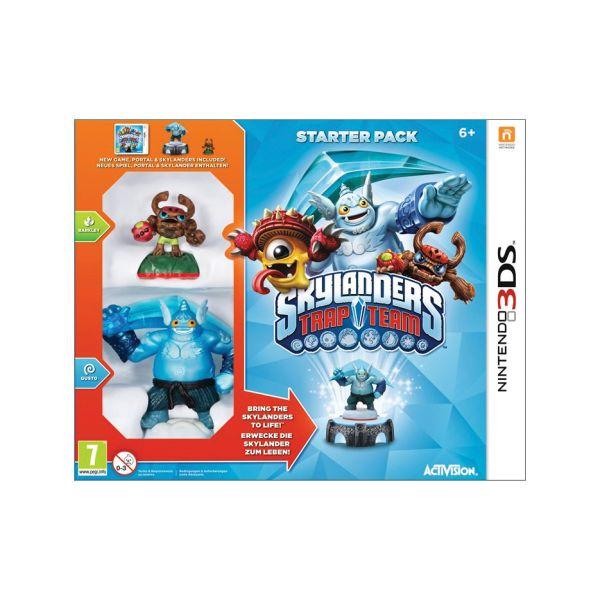 Skylanders Trap Team (Starter Pack) 3DS