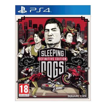 Sleeping Dogs (Definitive Edition) [PS4] - BAZÁR (použitý tovar)