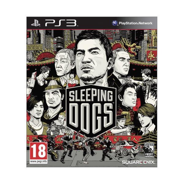 Sleeping Dogs-PS3 - BAZÁR (použitý tovar)