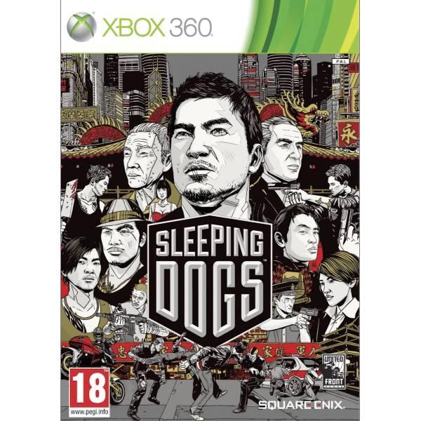 Sleeping Dogs - XBOX 360- BAZÁR (použitý tovar)