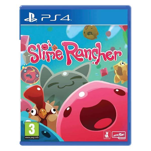 Slime Rancher [PS4] - BAZÁR (použitý tovar)
