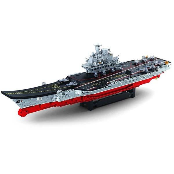 Sluban Large Aircraft Carrier