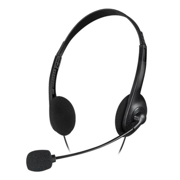 Slúchadlá Speedlink Accordo Stereo Headset SL-870003-BK