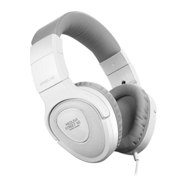 Slúchadlá Speedlink Medusa Street XE Stereo Headset, biele