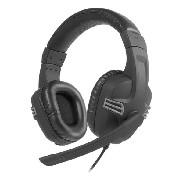 Slúchadlá Speedlink Versico Stereo Headset SL-870001-BKGY
