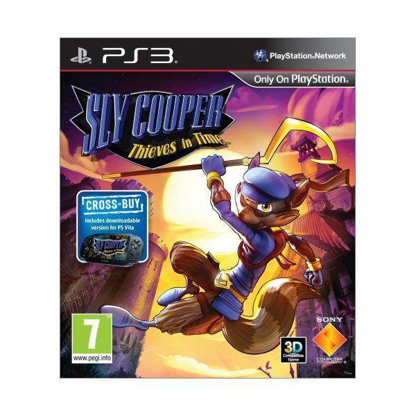 Sly Cooper: Thieves in Time [PS3] - BAZÁR (použitý tovar)