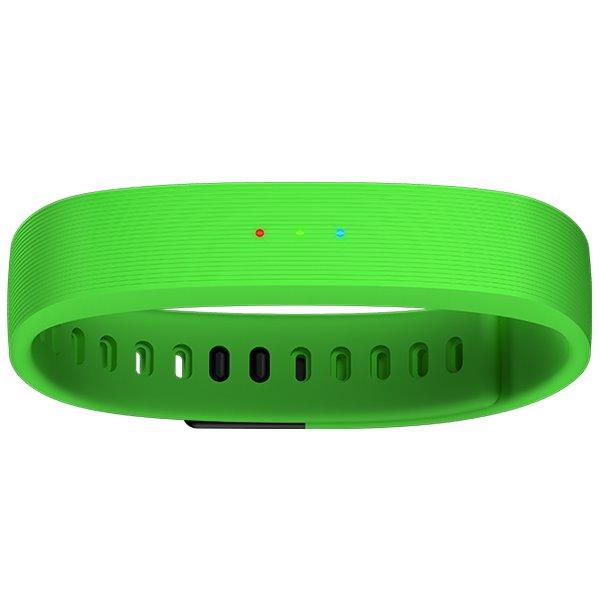 Smart náramok Razer Nabu X, zelený