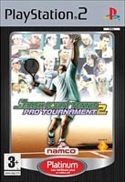 Smash Court Tennis Pro Tournament 2 [PS2] - BAZ�R (pou�it� tovar)