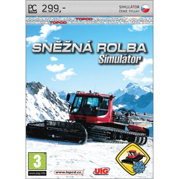 Snežná rolba: Simulátor CZ