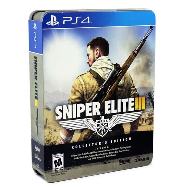 Sniper Elite 3 (Collector's Edition) PS4