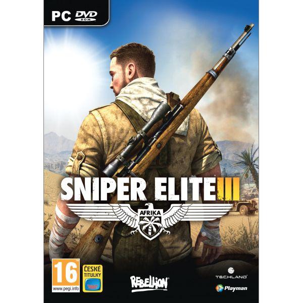 Sniper Elite 3 CZ PC