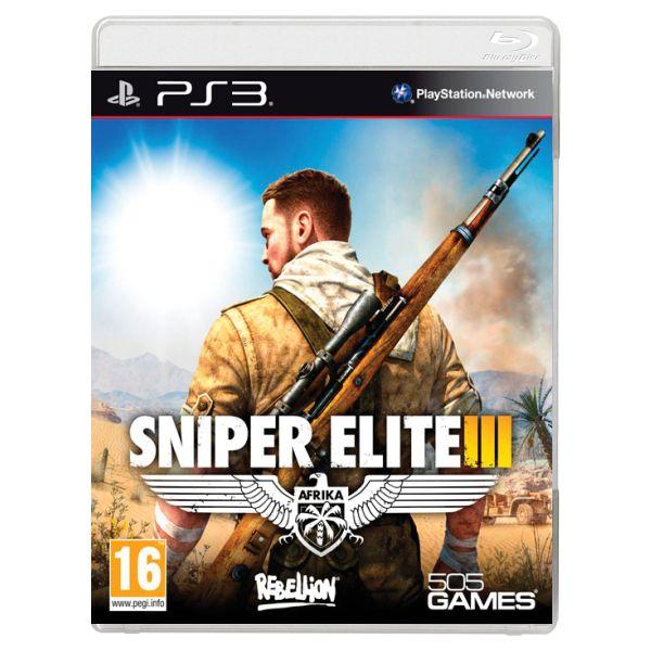 Sniper Elite 3 [PS3] - BAZÁR (použitý tovar)