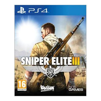Sniper Elite 3 [PS4] - BAZÁR (použitý tovar)