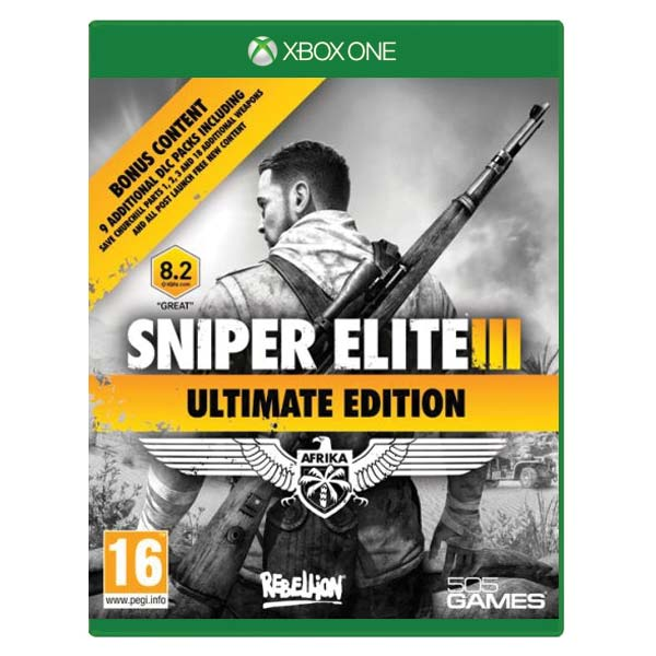 Sniper Elite 3 (Ultimate Edition) XBOX ONE