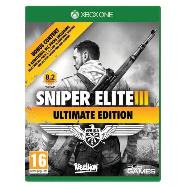 Sniper Elite 3 (Ultimate Edition) XBOX ONE
