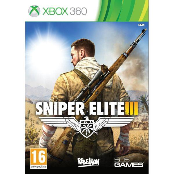 Sniper Elite 3 [XBOX 360] - BAZÁR (použitý tovar)