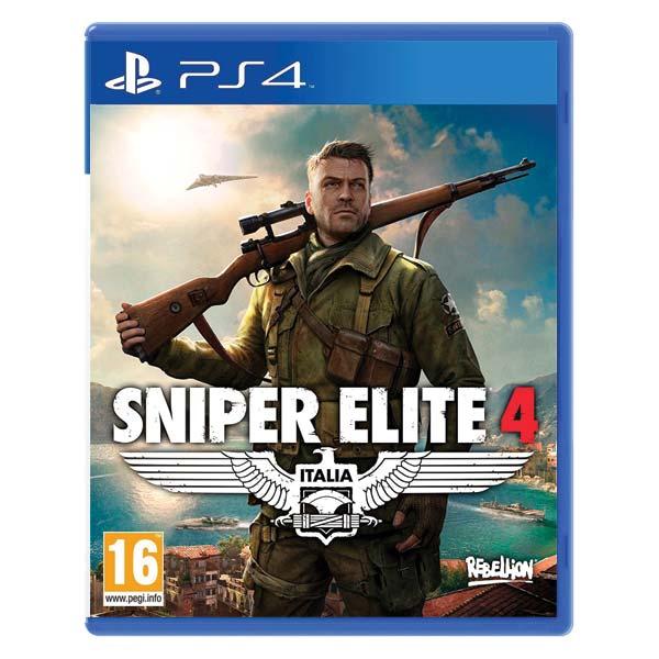 Sniper Elite 4 [PS4] - BAZÁR (použitý tovar)