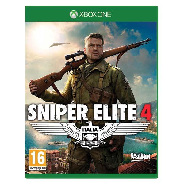 Sniper Elite 4 [XBOX ONE] - BAZÁR (použitý tovar)