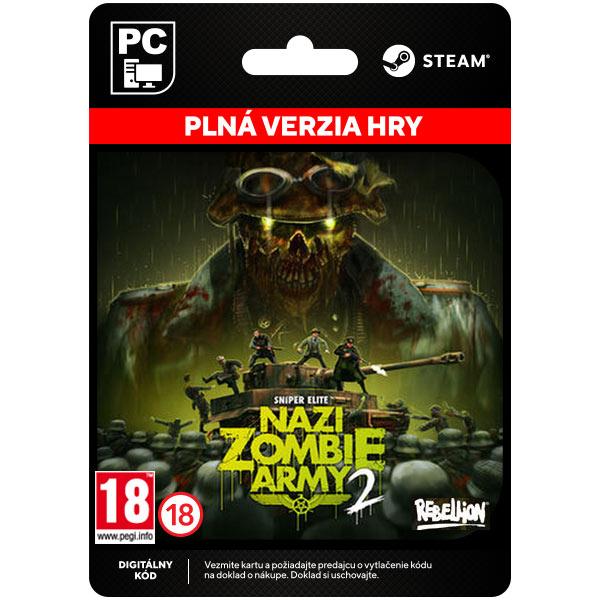 Sniper Elite: Nazi Zombie Army 2 [Steam]
