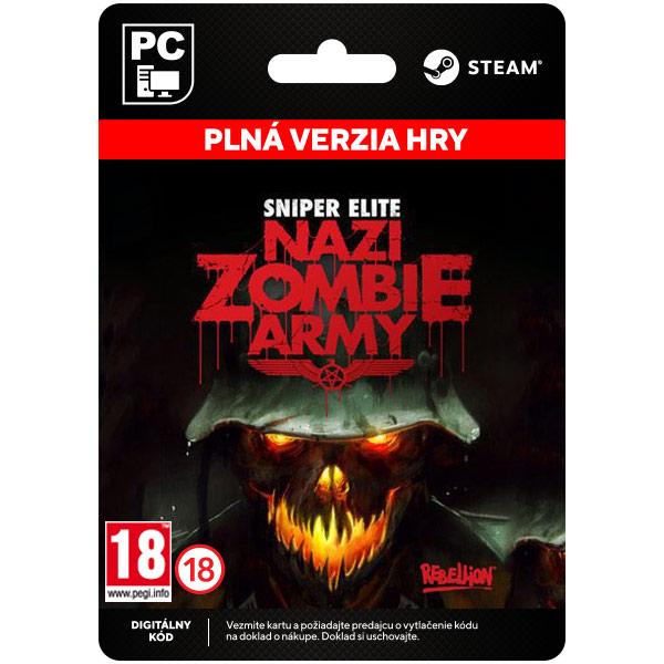 Sniper Elite: Nazi Zombie Army [Steam]