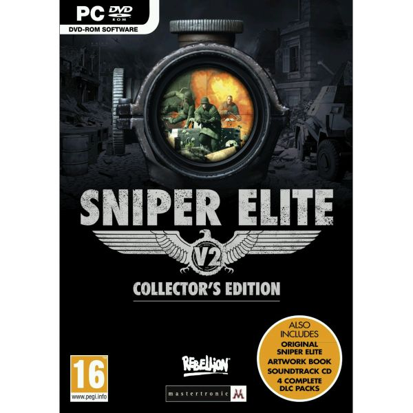 Sniper Elite V2 (Collector's Edition)