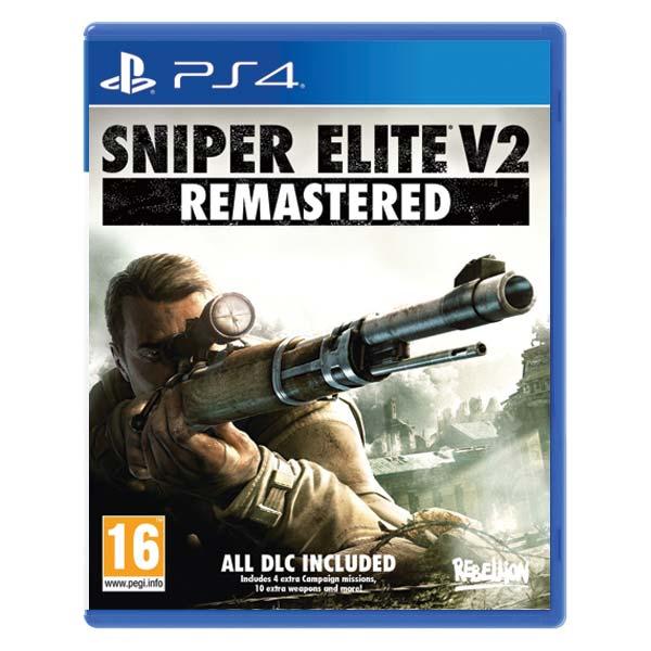 Sniper Elite V2 Remastered [PS4] - BAZÁR (použitý tovar)