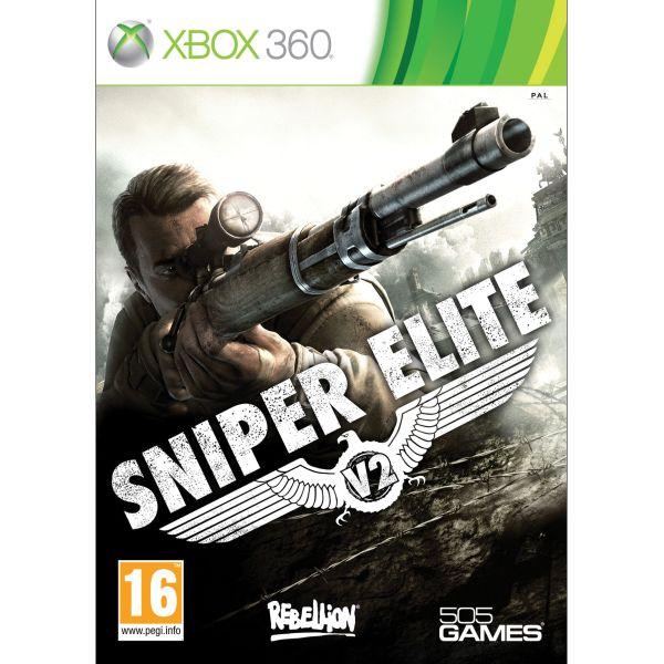 Sniper Elite V2 [XBOX 360] - BAZÁR (použitý tovar)