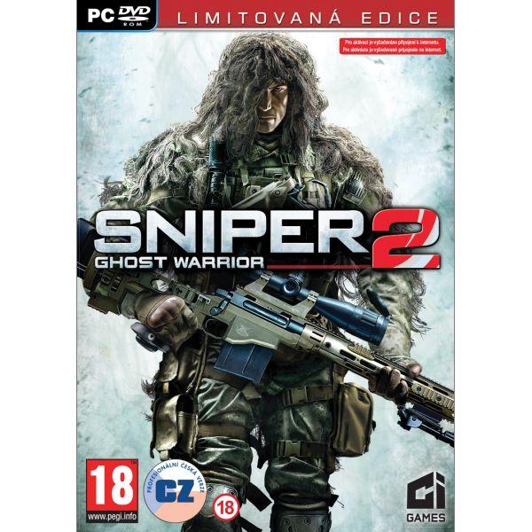 Sniper: Ghost Warrior 2 CZ (Limitovaná edícia) PC