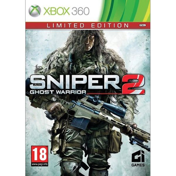 Sniper: Ghost Warrior 2 (Limited Edition) XBOX 360