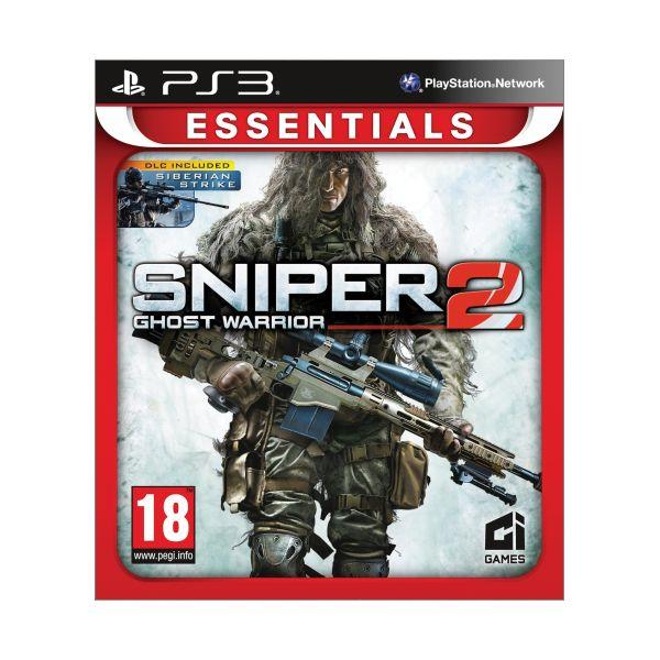 Sniper: Ghost Warrior 2-PS3 - BAZÁR (použitý tovar)