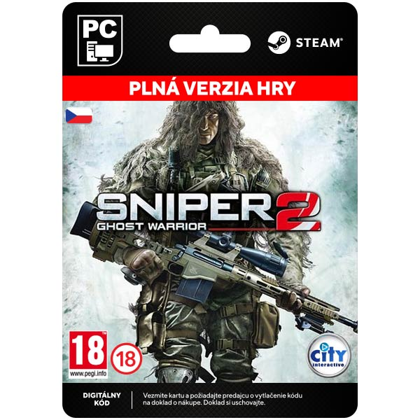 Sniper: Ghost Warrior 2 [Steam]
