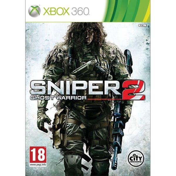 Sniper: Ghost Warrior 2 [XBOX 360] - BAZÁR (použitý tovar)