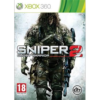 Sniper: Ghost Warrior 2 [XBOX 360] - BAZ�R (pou�it� tovar)