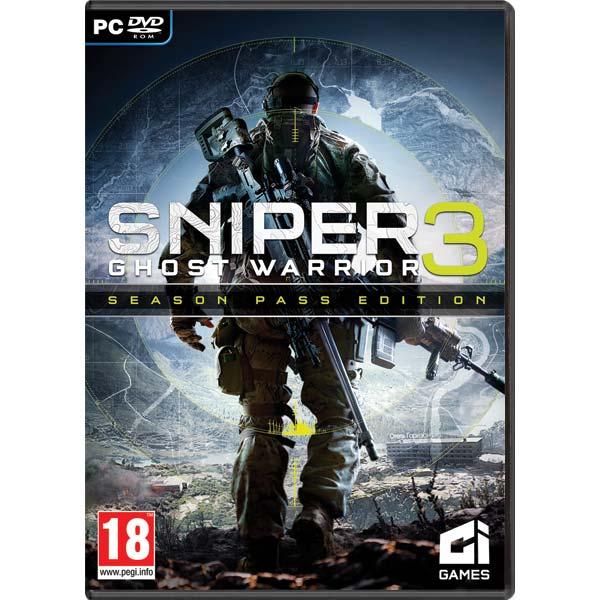Sniper: Ghost Warrior 3 (Season Pass Edition) PC