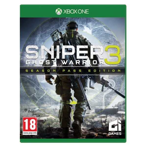 Sniper: Ghost Warrior 3 (Season Pass Edition) XBOX ONE