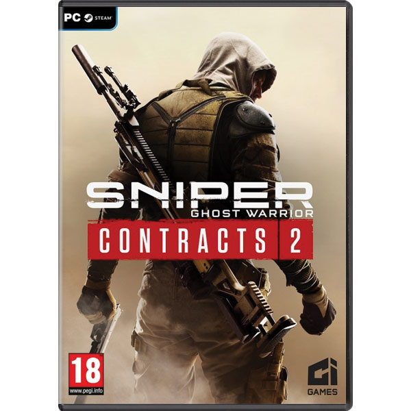 Sniper Ghost Warrior: Contracts 2 CZ PC