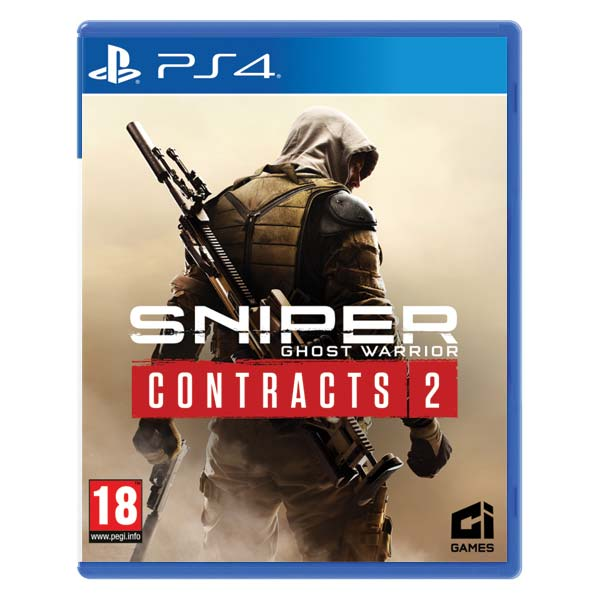Sniper Ghost Warrior: Contracts 2 CZ PS4