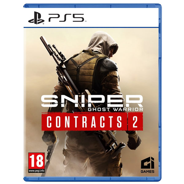 Sniper Ghost Warrior: Contracts 2 CZ PS5