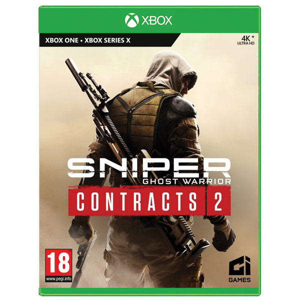 Sniper Ghost Warrior: Contracts 2 CZ XBOX ONE