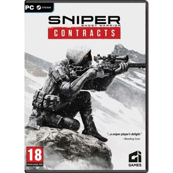 Sniper Ghost Warrior: Contracts CZ PC