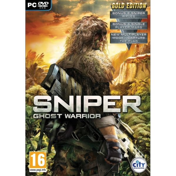 Sniper: Ghost Warrior (Gold Edition)