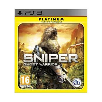 Sniper: Ghost Warrior-PS3 - BAZÁR (použitý tovar)