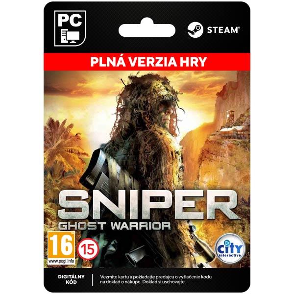 Sniper: Ghost Warrior [Steam]