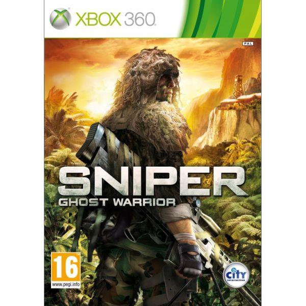 Sniper: Ghost Warrior [XBOX 360] - BAZÁR (použitý tovar)