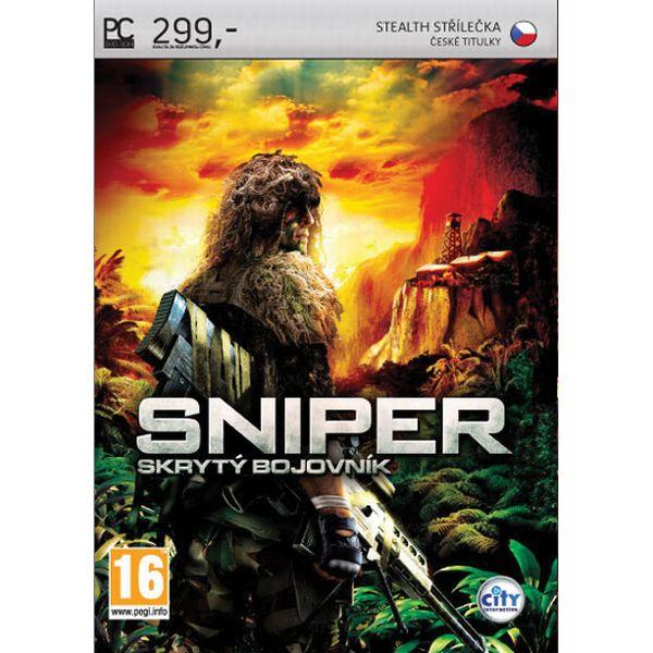 Sniper: Skrytý bojovník CZ